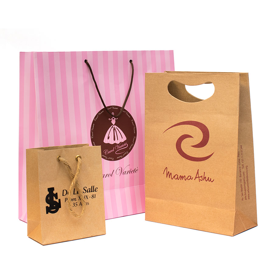 74a171c28 Bolsipel, bolsas de papel plastificadas para empresas, boutiques y  presentacion de productos, ...